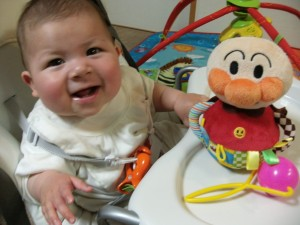Mariya and Anpanman