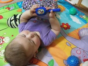 Mariya 7 months old