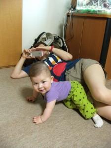 Mariya crawls